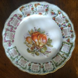 Assorted antique 1930s China